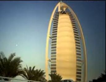 Burj Al Arab of Dubai