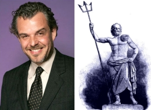 Danny Huston as Poseidon