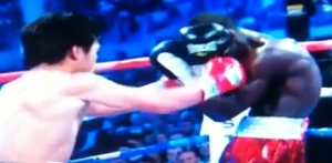 Manny Pacquiao two fists