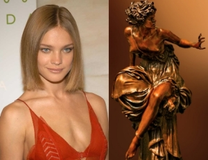Natalia Vodianova as Medusa