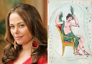 Polly Walker as Cassiopeia