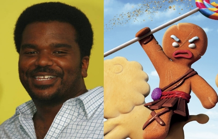 Craig Robinson as Cookie