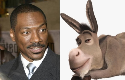Eddie Murphy as Donkey