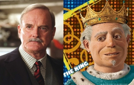 John Cleese as King
