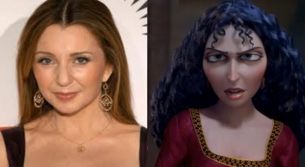 Donna Murphy as Mother Gothel