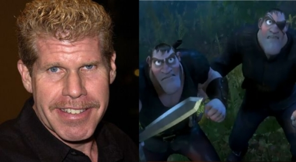 Ron Perlman as Stabbington Brother